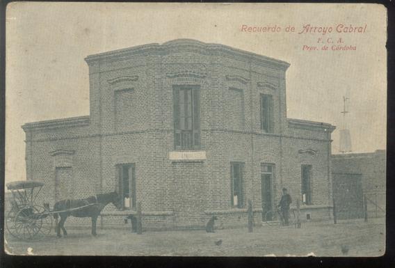 Cordoba - Postal De Arroyo Cabral (#3267)