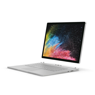 Laptop Microsoft Surface Book 2 Gtx1060 W10p 512gb I7 -gris