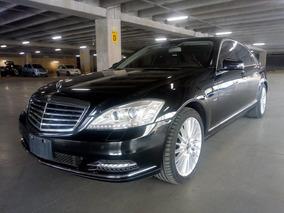 Mercedes-benz Clase S500 Cgi V8 Biturbo 2012 Negro