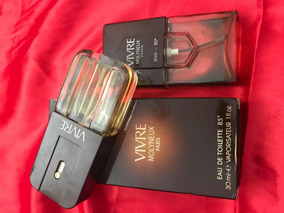 Perfume Antigo Vivre Molyneux 30 Ml Paris