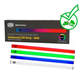 Barra Led Cooler Master Universal Led Strip - Rgb + Nf