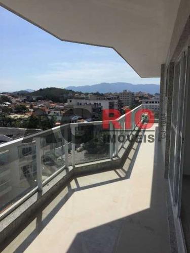 Apartamento-à Venda-vila Valqueire-rio De Janeiro - Agl00194