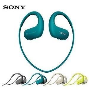 Sony Nw-ws413 Walkman Resistente Al Agua Y Al Polvo Flores