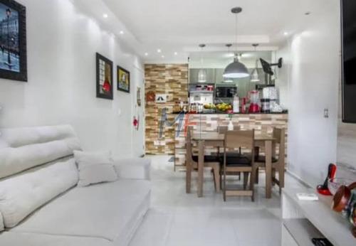 Imagem 1 de 18 de Ref 11.965 Excelente Apartamento No Bairro Mooca, Com 3 Dorms Sendo 1 Suíte, Arejado, Móveis Planejados, 1 Vaga, 64 M² , Prox. Ao Metrô. - 11965