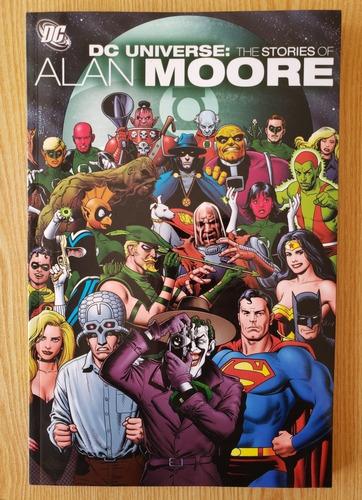 Imagen 1 de 2 de Dc Universe: The Stories Of Alan Moore (dc Comics)