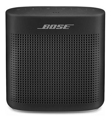 Imagen 1 de 4 de Bocina Bose SoundLink Color II portátil con bluetooth soft black