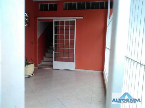 Imagem 1 de 4 de Sobrado - Jardim Alvorada - So2107