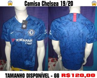 Camisa Oficial Chelsea