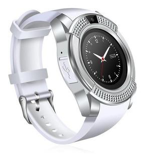 Smartwatch V8 Relógio Inteligente Bluetooth Câmera
