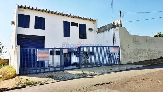 Barracão Para Aluguel Em Jardim Santa Genebra - Ba205231