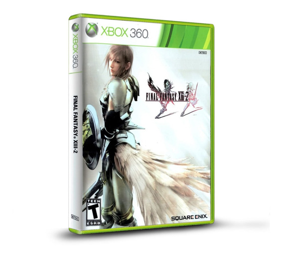 Final Fantasy Xiii-2 - Original Xbox 360 - Novo