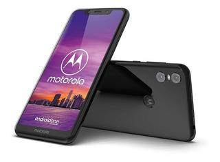 Motorola Moto One 64 Gb 4 Gb Ram+ Funda Original Obsequio