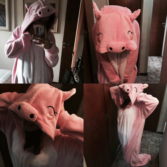 Kigurumi Pijama De Animalitos Chanchita - Shitzu