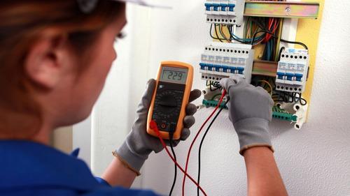 Curso Electricidad Domestica Residencial Industrial Español