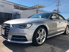 Audi A6 S Line 2.0 Tfsi 252hp 2017 Ex Demo
