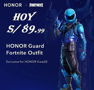 Skin De Honor