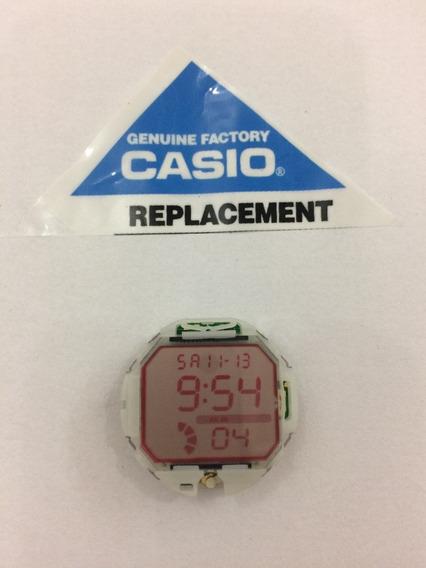 Módulo Completo Relógio Casio Lw-200 Original Autorizada.