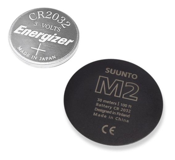 Kit De Bateria Suunto M2 Black