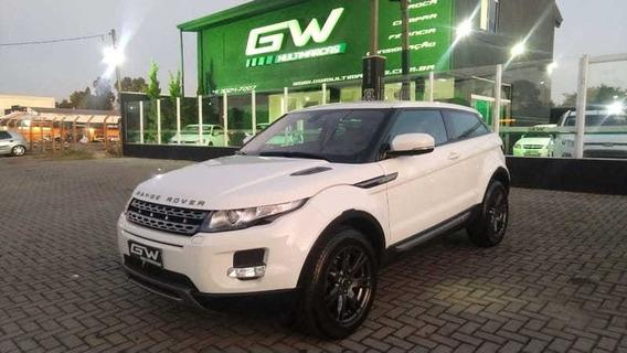 Land Rover Range Rover Evoque Pure 2.0 Aut 3p 2012