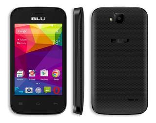 Blu Dash Jr 3g D192l - Dual Sim 512mb Tela 3,5 Câmera 2mp
