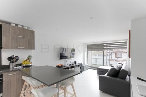 Imagen 1 de 13 de Apartamento En Venta En Bogota Lisboa-usaquén