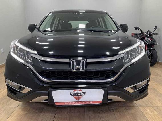 Honda Crv Exl 4x2 2.0 16v Aut. 2016