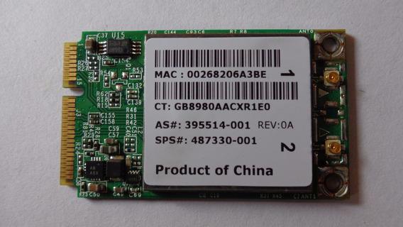 Tarjeta De Red Wifi Para Laptop Pi A400