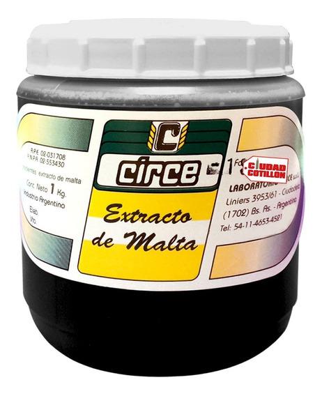 Extracto De Malta 1 Kg Repostería Circe - Ciudad Cotillón