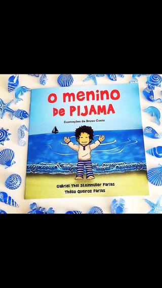 Livro O Menino De Pijama