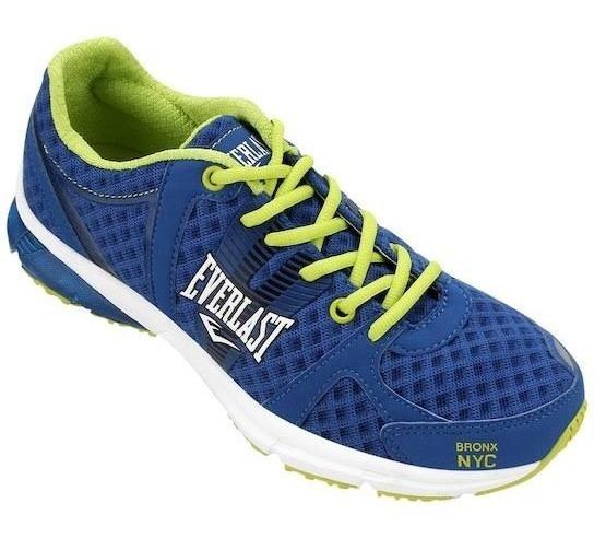 Tenis Speedy Everlast Azul 42