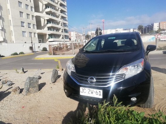 Nissan Note 1.6 Advance Full Equipo