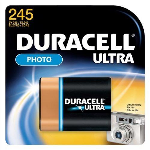 Imagen 1 de 2 de Duracell Ultra 245 Photo Lithium Battery 2cr5