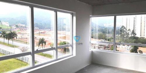 Imagem 1 de 21 de Sala, 39 M² - Venda Por R$ 320.000,00 Ou Aluguel Por R$ 2.500,00/mês - Alphaville - Santana De Parnaíba/sp - Sa0515