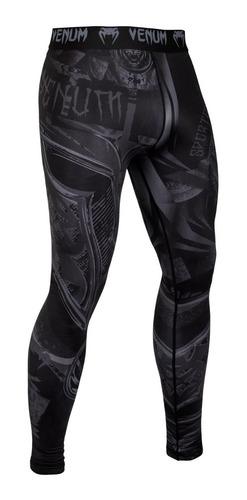 Imagen 1 de 4 de Calza  Compresión Venum Gladiator Jiu Jitsu Mma Kick