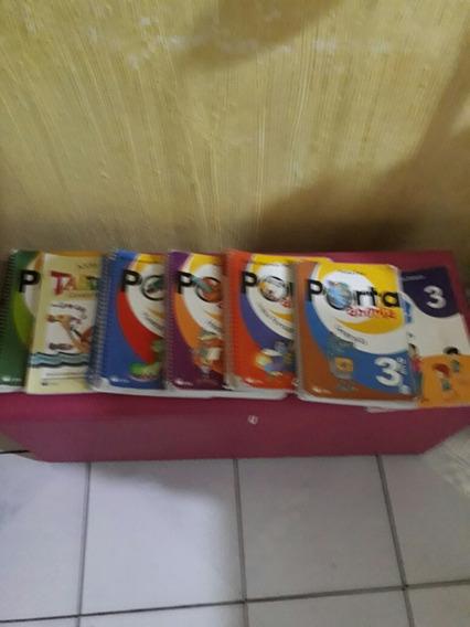 Kit 7 Livros Do 3 Ano Porta Aberta Usados. Editora Ftd