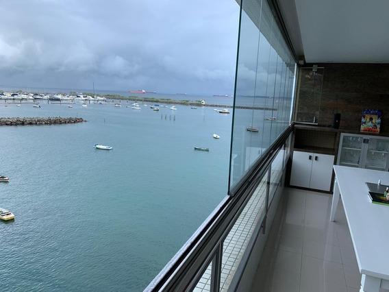Apartamento De Luxo, 1 Suíte E Vista Mar - Porto Trapiche - 1033