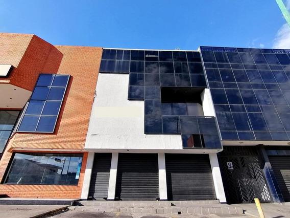 Edificio Galpón Alquiler En Barquisimeto #20-632