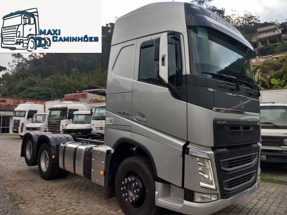 Volvo Fh12 460 6x2 Globetrotter Top De Linha