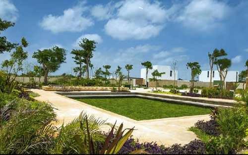 Venta De Lotes-construcciones-casas En Privada Sta. Gertrudis Copo Cerca Cabo Norte