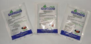 Herbicida Agrícola Glifosato 757 Sg (sobre) Combo De 2 Unids