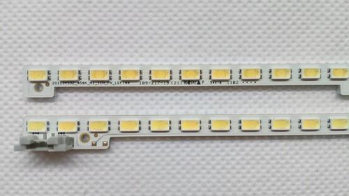 Kit Barra Led Samsung Un32d4000 Un32d5000 (completo)
