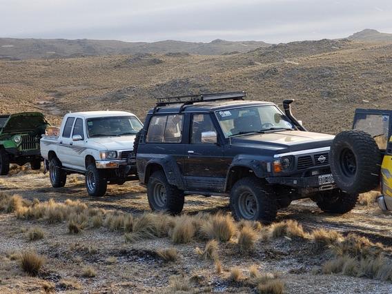 Nissan Patrol Y 60 Td