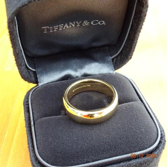 Aliança De Casamento Tiffany Lucida 6mm Ouro 18k - Nº 15 Br