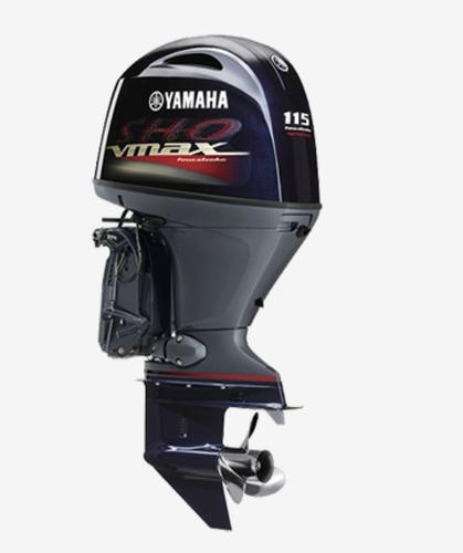 Motor De Popa Yamaha Vf 115 Hp 2021  0km ( 12 X No Cartao )