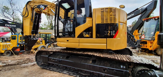 Excavadora Cat 321c Año 2006