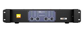 Amplificador Db Series Q8k Quartetto 8100w Rms 4 Canais Nfe