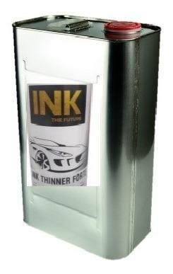 Imagem 1 de 1 de Thinner Multiuso 8118 Imperial Ink - 5 Litros