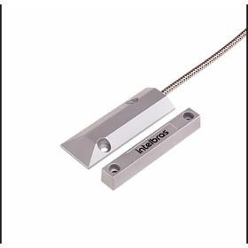Sensor Magnético Com Fio Xas Porta De Aço Intelbras