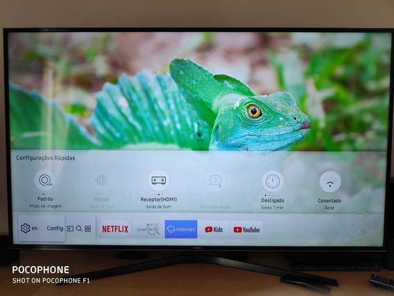 Tv Samsung 65polegadas Usada Venda Exclusiva Para Curitiba