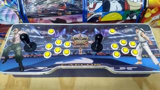 Tablero Arcade Uso Rudo 2075 Juegos